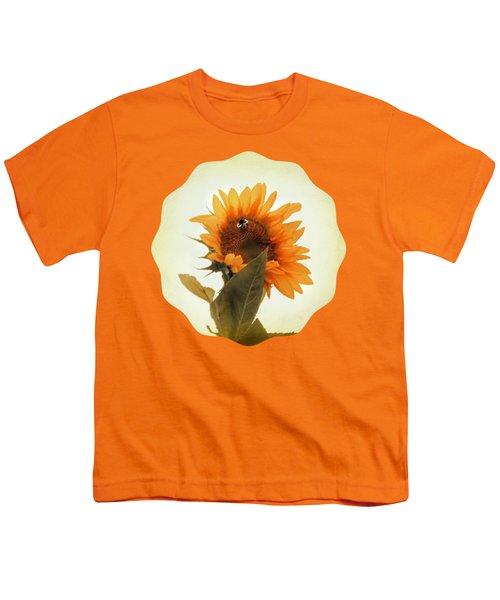 Bee Mine - Paint Youth T-Shirt by Anita Faye