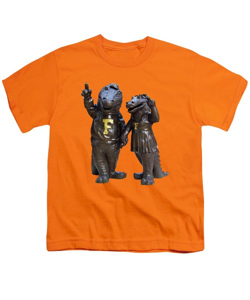 The Gators Transparent For T Shirts Youth T-Shirt by D Hackett