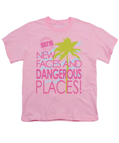 90210 - Tagline Youth T-Shirt by Brand A