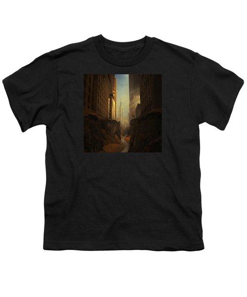 2146 Youth T-Shirt by Michal Karcz
