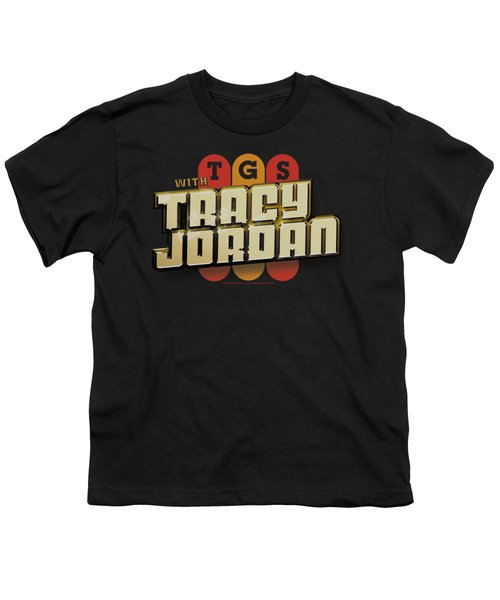 30 Rock - Tgs Logo Youth T-Shirt by Brand A