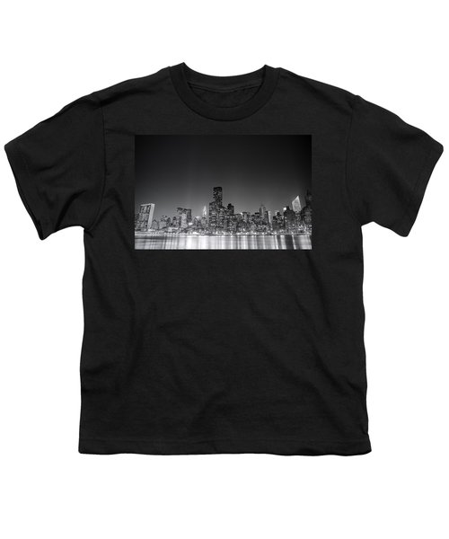New York City Youth T-Shirt by Vivienne Gucwa