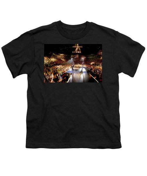 Aerosmith - Minneapolis 2012 Youth T-Shirt by Epic Rights
