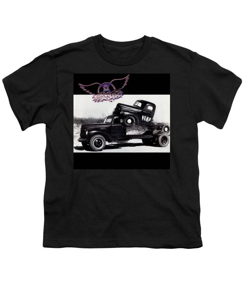 Aerosmith - Pump 1989 Youth T-Shirt by Epic Rights