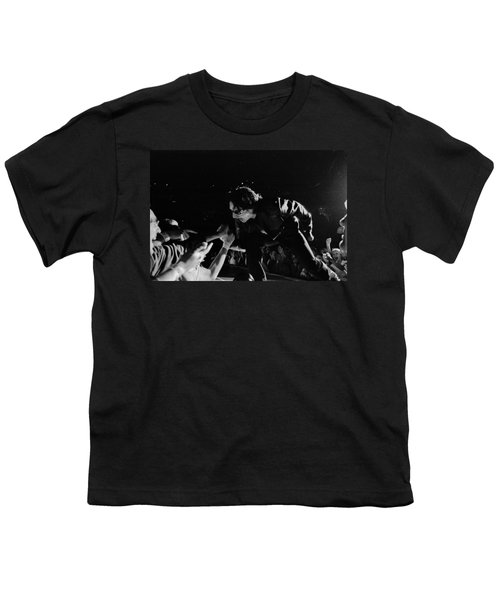 Bono 051 Youth T-Shirt by Timothy Bischoff
