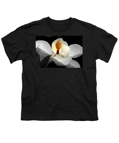 Candle In The Wind Youth T-Shirt by Karen Wiles