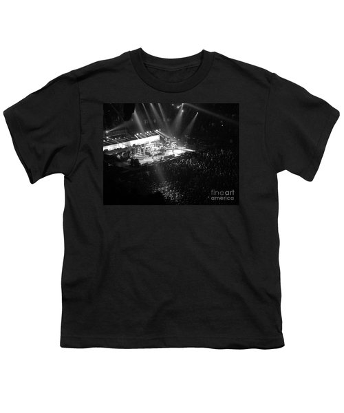 Closing The Spectrum Youth T-Shirt by David Rucker