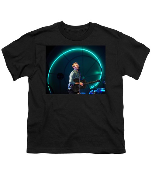 Coldplay Youth T-Shirt by Rafa Rivas