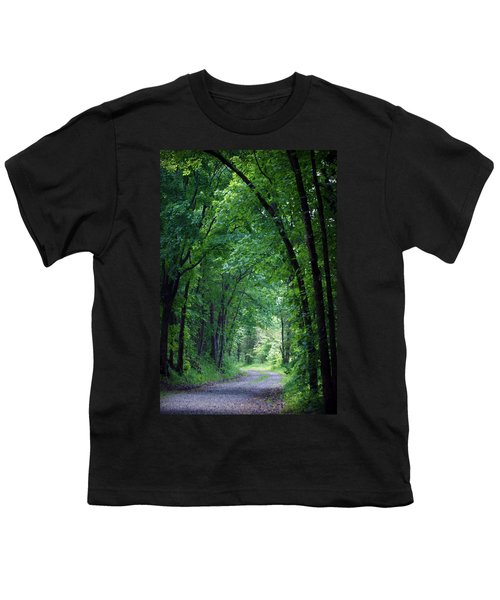 Country Lane Youth T-Shirt by Cricket Hackmann