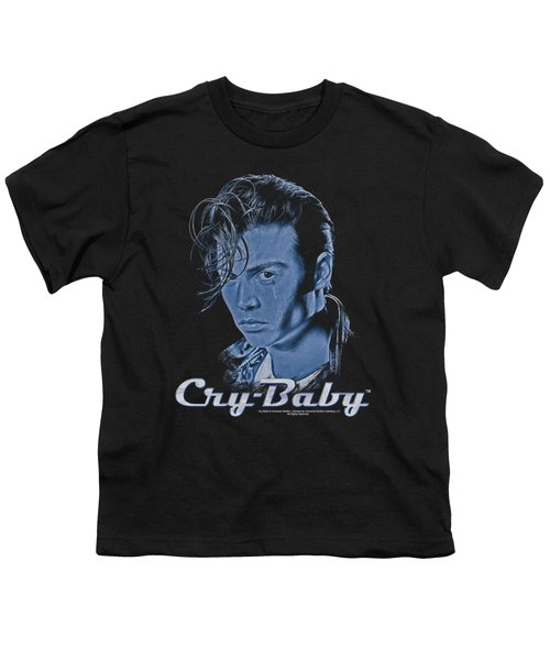 Cry Baby - King Cry Baby Youth T-Shirt by Brand A