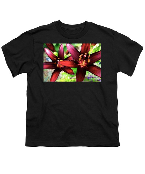 Dimension Lily 2 Youth T-Shirt by Jacqueline Athmann