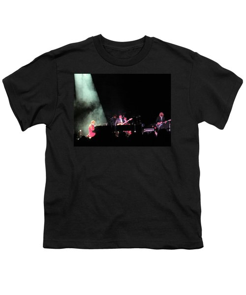 Elton And Band Youth T-Shirt by Aaron Martens