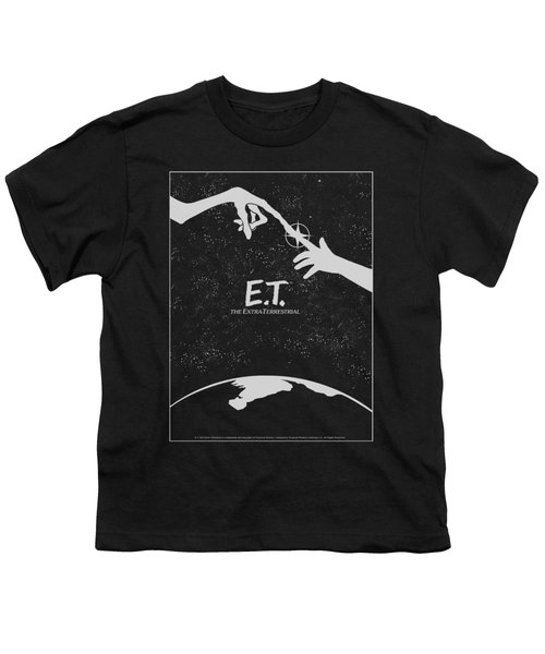 Et - Simple Poster Youth T-Shirt by Brand A