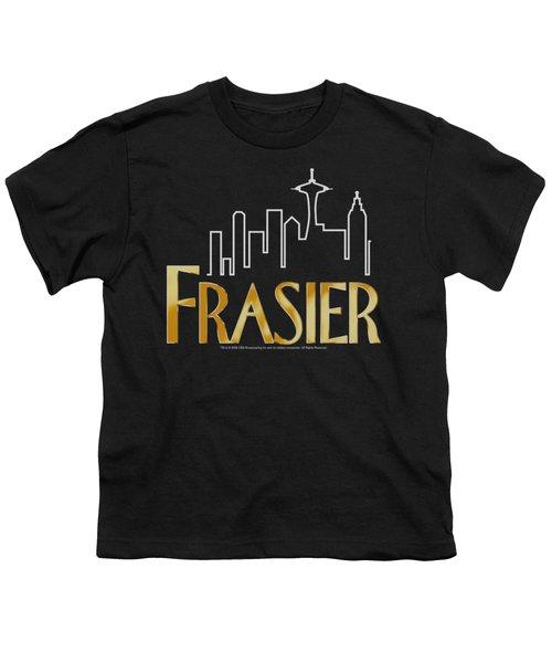 Frasier - Frasier Logo Youth T-Shirt by Brand A