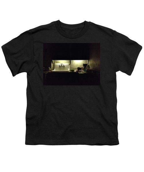Harlem Sink Youth T-Shirt by H James Hoff