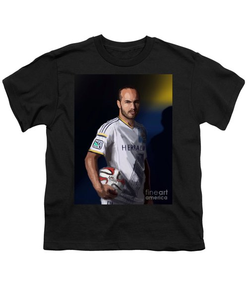Landon Youth T-Shirt by Jeremy Nash