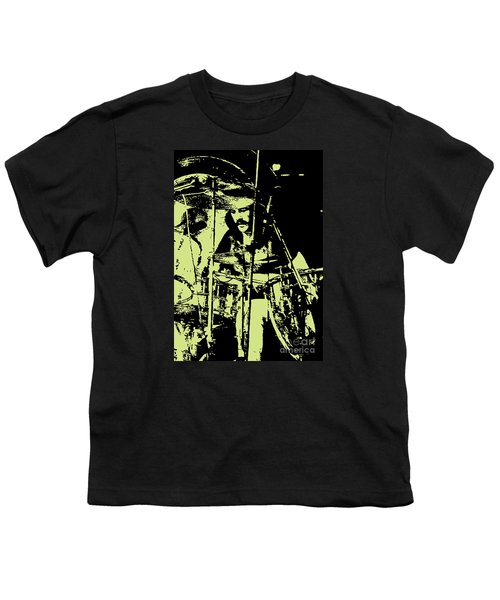 Led Zeppelin No.05 Youth T-Shirt by Caio Caldas