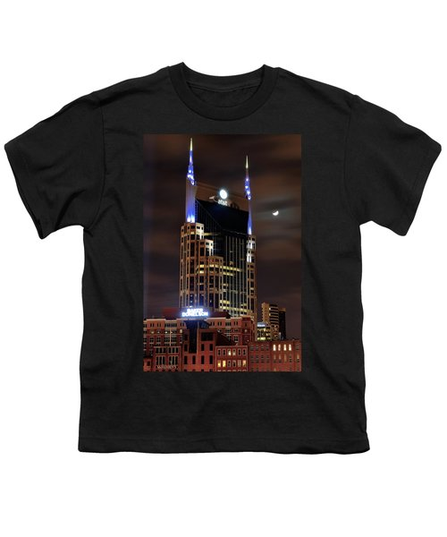 Nashville Youth T-Shirt by Frozen in Time Fine Art Photography