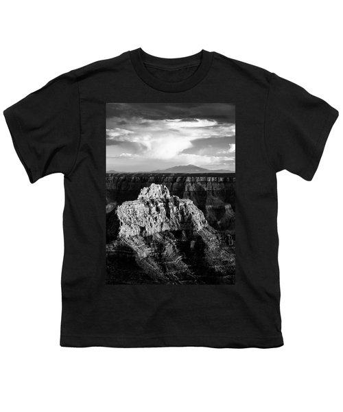 North Rim Youth T-Shirt by Dave Bowman