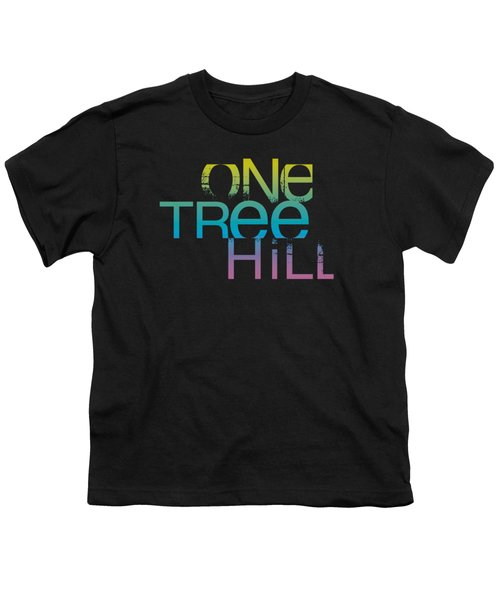 One Tree Hill - Color Blend Logo Youth T-Shirt by Brand A