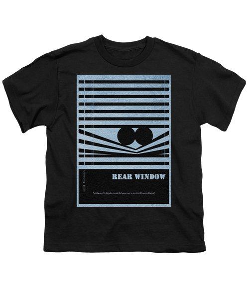 Rear Window Youth T-Shirt by Ayse Deniz