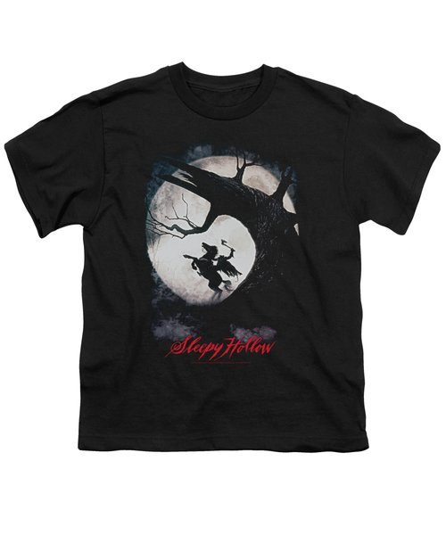 Sleepy Hollow - Poster Youth T-Shirt by Brand A