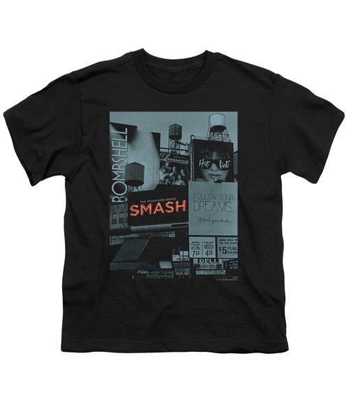 Smash - Billboards Youth T-Shirt by Brand A