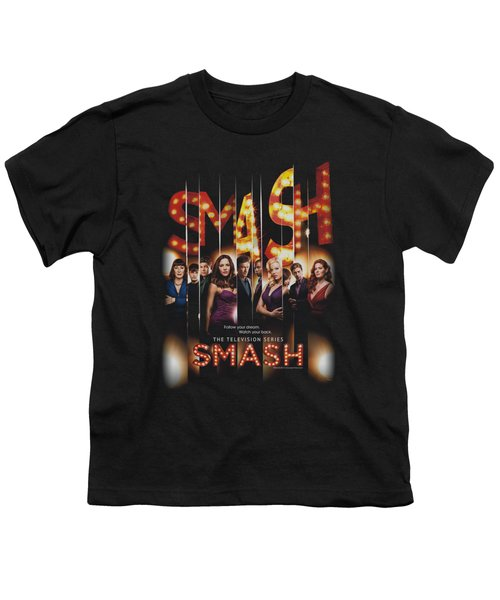 Smash - Poster Youth T-Shirt by Brand A
