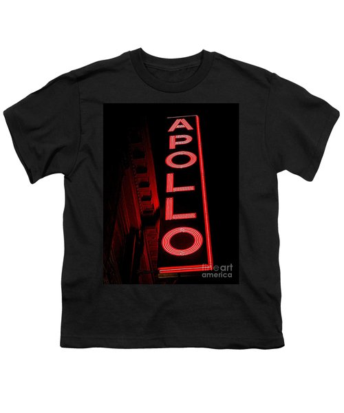 The Apollo Youth T-Shirt by Ed Weidman