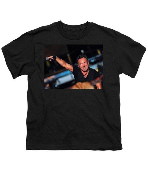The Boss Youth T-Shirt by Rafa Rivas
