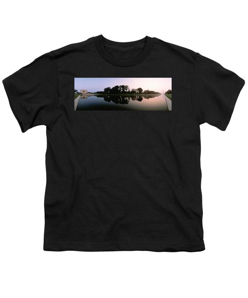 Washington Dc Youth T-Shirt by Panoramic Images