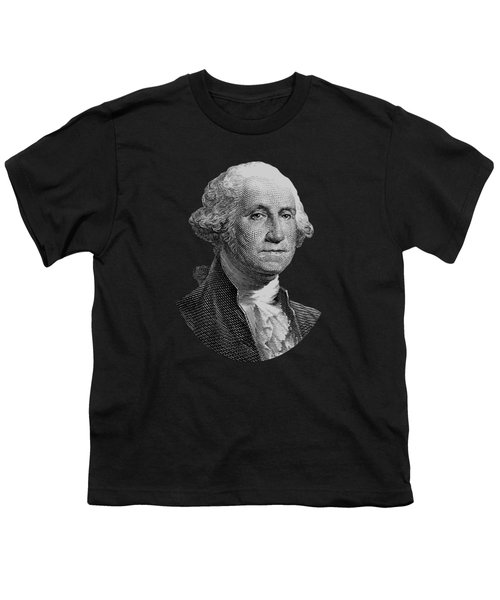 George Washington  Youth T-Shirt by War Is Hell Store