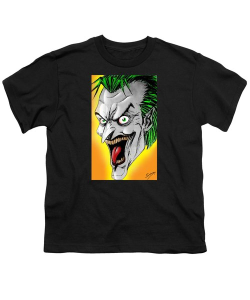 Joker Youth T-Shirt by Salman Ravish
