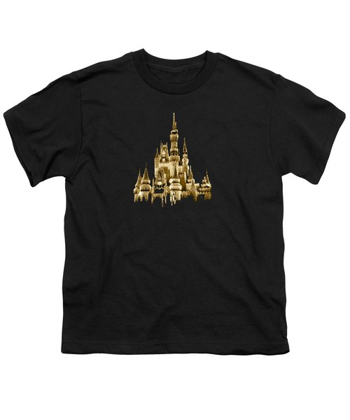 Magic Kingdom Youth T-Shirt by Art Spectrum