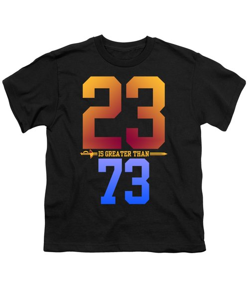 2373-2 Youth T-Shirt by Augen Baratbate