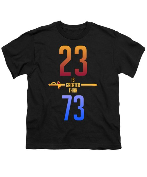 2373 Youth T-Shirt by Augen Baratbate