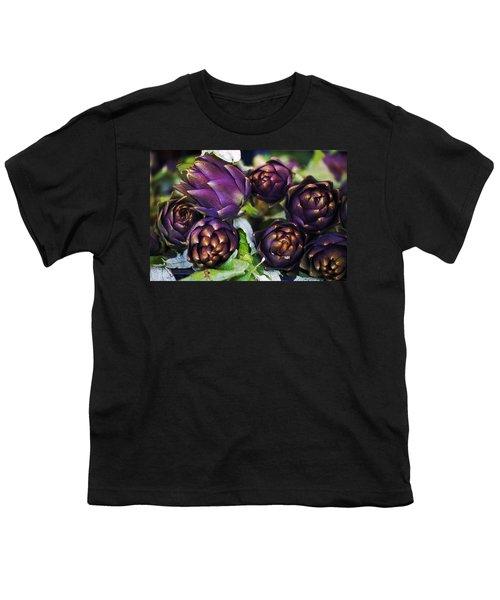 Artichokes  Youth T-Shirt by Joana Kruse