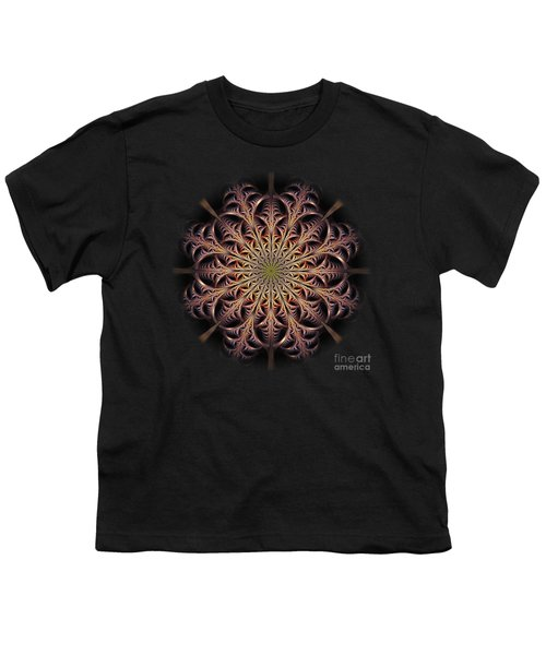 Dragon Seal Youth T-Shirt by Anastasiya Malakhova