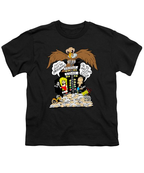 Bodycount By Jt Youth T-Shirt by Jack Norton