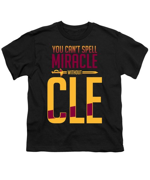 cle Youth T-Shirt by Augen Baratbate