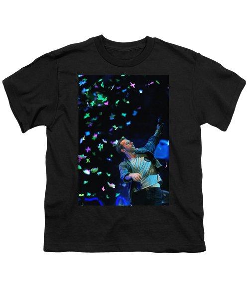 Coldplay1 Youth T-Shirt by Rafa Rivas