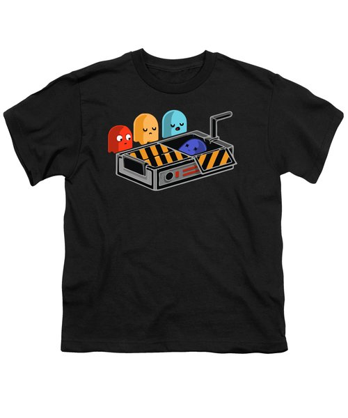 Dead Ghost Youth T-Shirt by Opoble Opoble