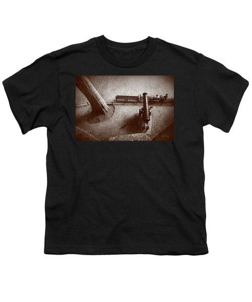 Defending London Youth T-Shirt by Joseph Westrupp