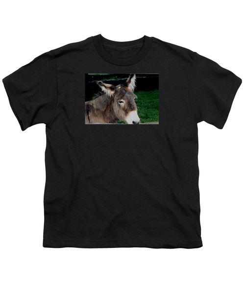 Donald Youth T-Shirt by Ryan Fox