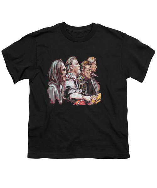 The Eagles Youth T-Shirt by Melanie D