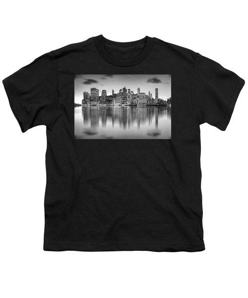 Enchanted City Youth T-Shirt by Az Jackson
