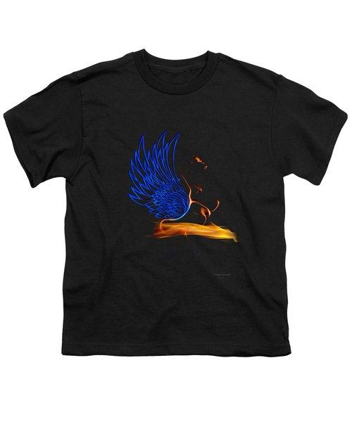 Ethnic Solar Wings Youth T-Shirt by Majula Warmoth