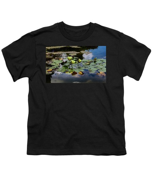 Floating Youth T-Shirt by Linda Foakes