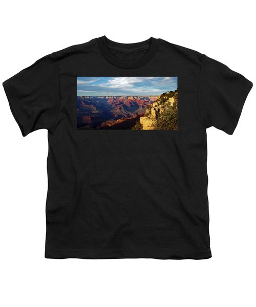 Grand Canyon No. 2 Youth T-Shirt by Sandy Taylor