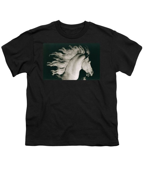 Horse Of Marly Youth T-Shirt by Coustou